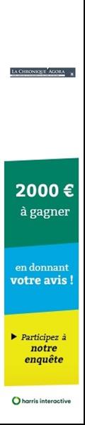 2000€ à gagner en donnant votre avis !