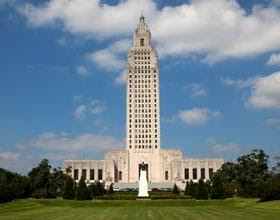Louisiana State Capitol Building, Baton Rouge