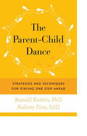 The Parent–Child Dance by Ronald Kotkin and Aubrey Fine