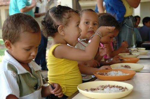 brasil combate fome reduz