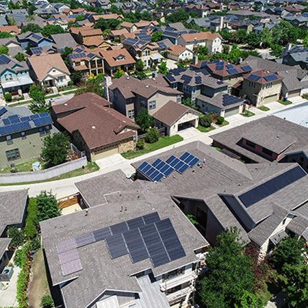 Austin - August - Tesla Solar Neighborhood