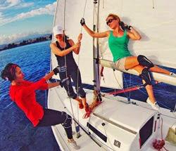 J/80 Cyprus- stylish sailors