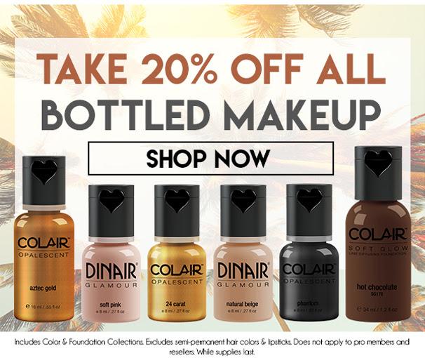 20% Off All Makeup