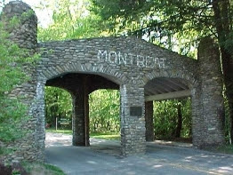 Montreat Gate