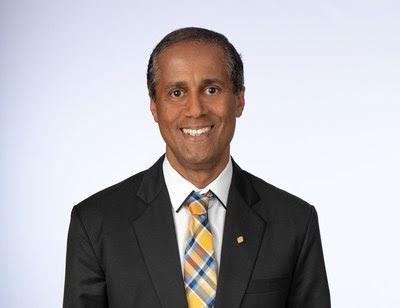 Nigel M. Baptiste, President of Republic Financial Holdings Limited.