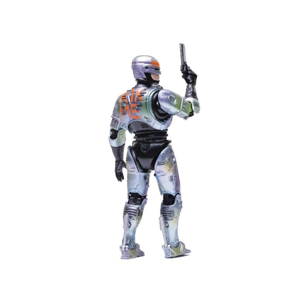 Image of RoboCop 2 RoboCop Kick Me 1:18 Scale Action Figure - San Diego Comic-Con 2020 Previews Exclusive - AUGUST 2020