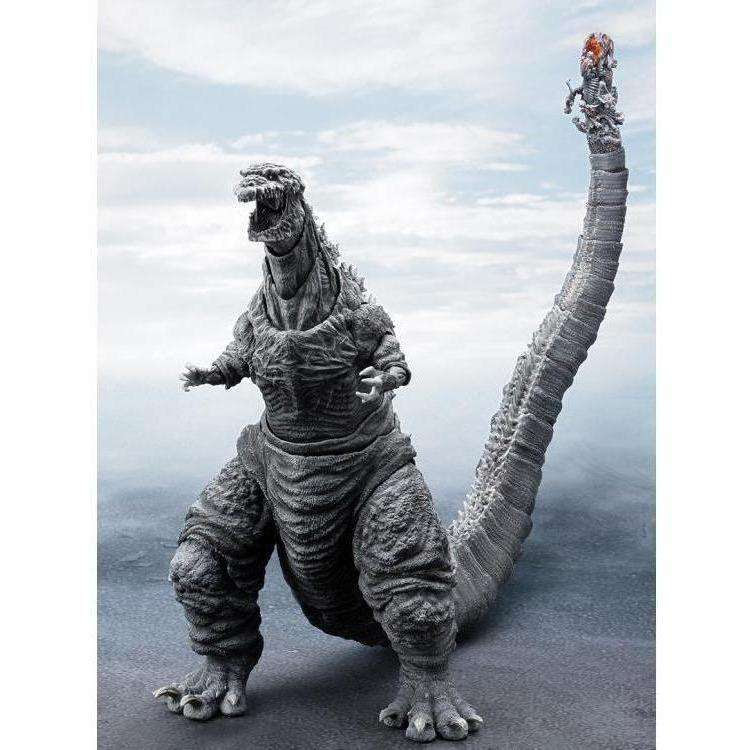 Image of Godzilla S.H.Monsterarts Shin Godzilla 4th Formation (Frozen Ver.)