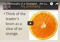 BECOMING AN AUTHENTIC STRATEGIST – Workshop Circle by Jim Lukaszewski