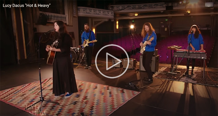 Lucy Dacus Video