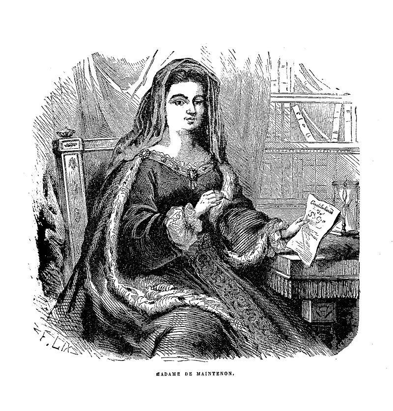 Aubigné-Maintenon.jpg Франсуаза д'