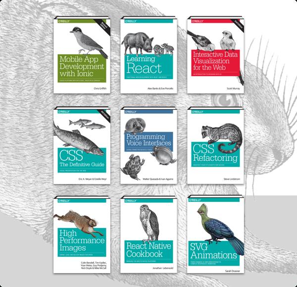 Humble Book Bundle: Web Design & Development by O'Reilly