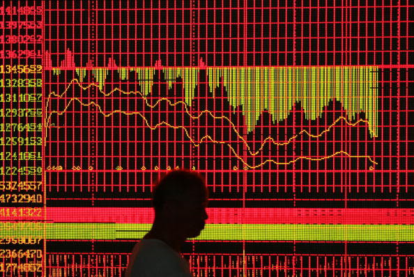China's Main Share Index Falls After Tax Tripled On Stock Transactions