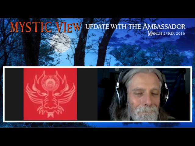 Mystic View #17- Update With The Ambassador  Sddefault