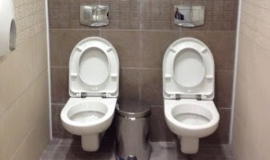 double WC