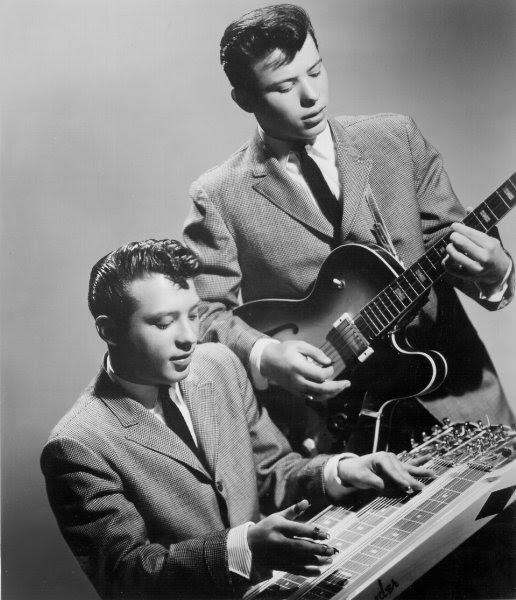 Image result for santo and johnny