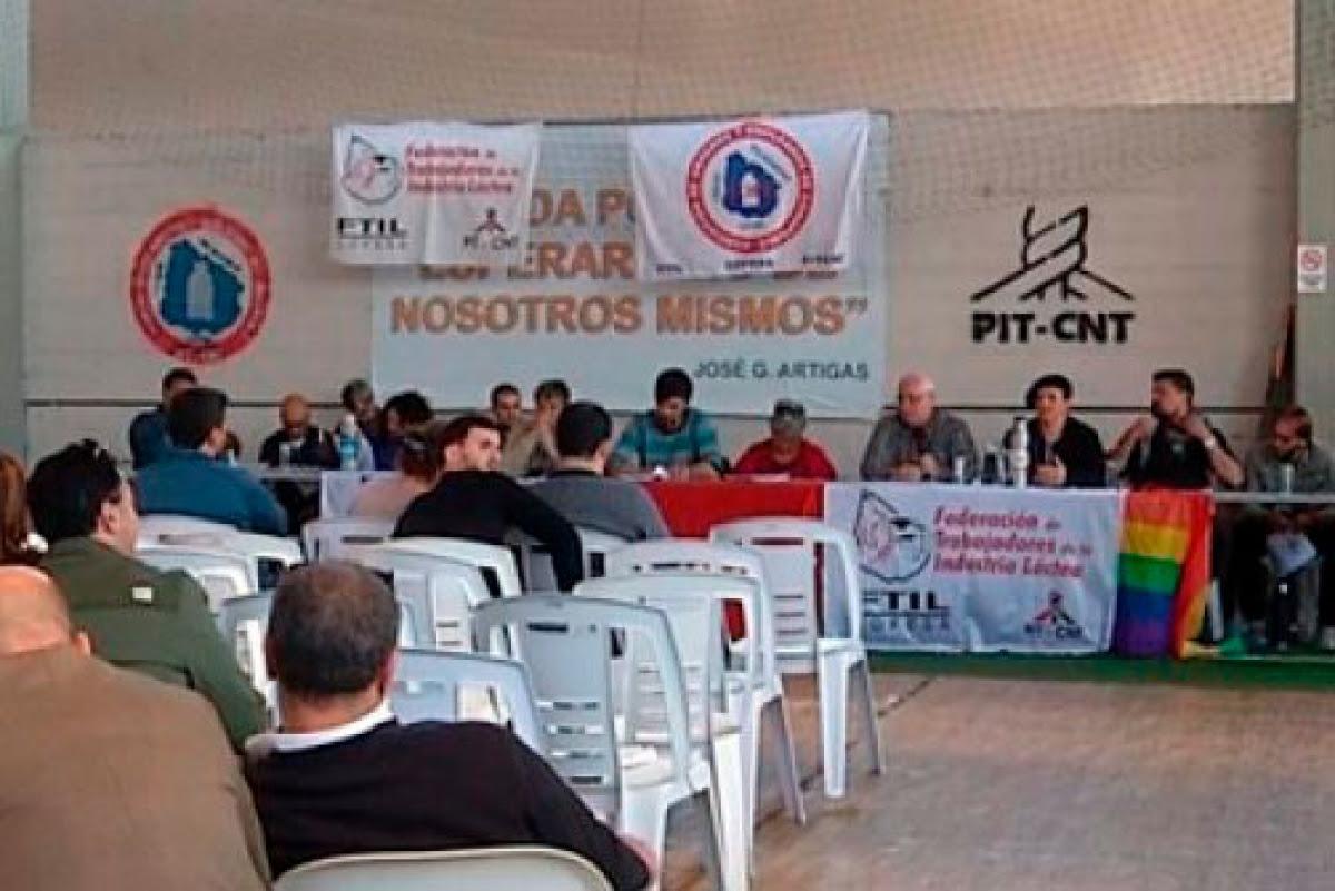 Federación de Trabajadores de la Industria Láctea exige reintegro de delegado sindical y analiza futuras medidas