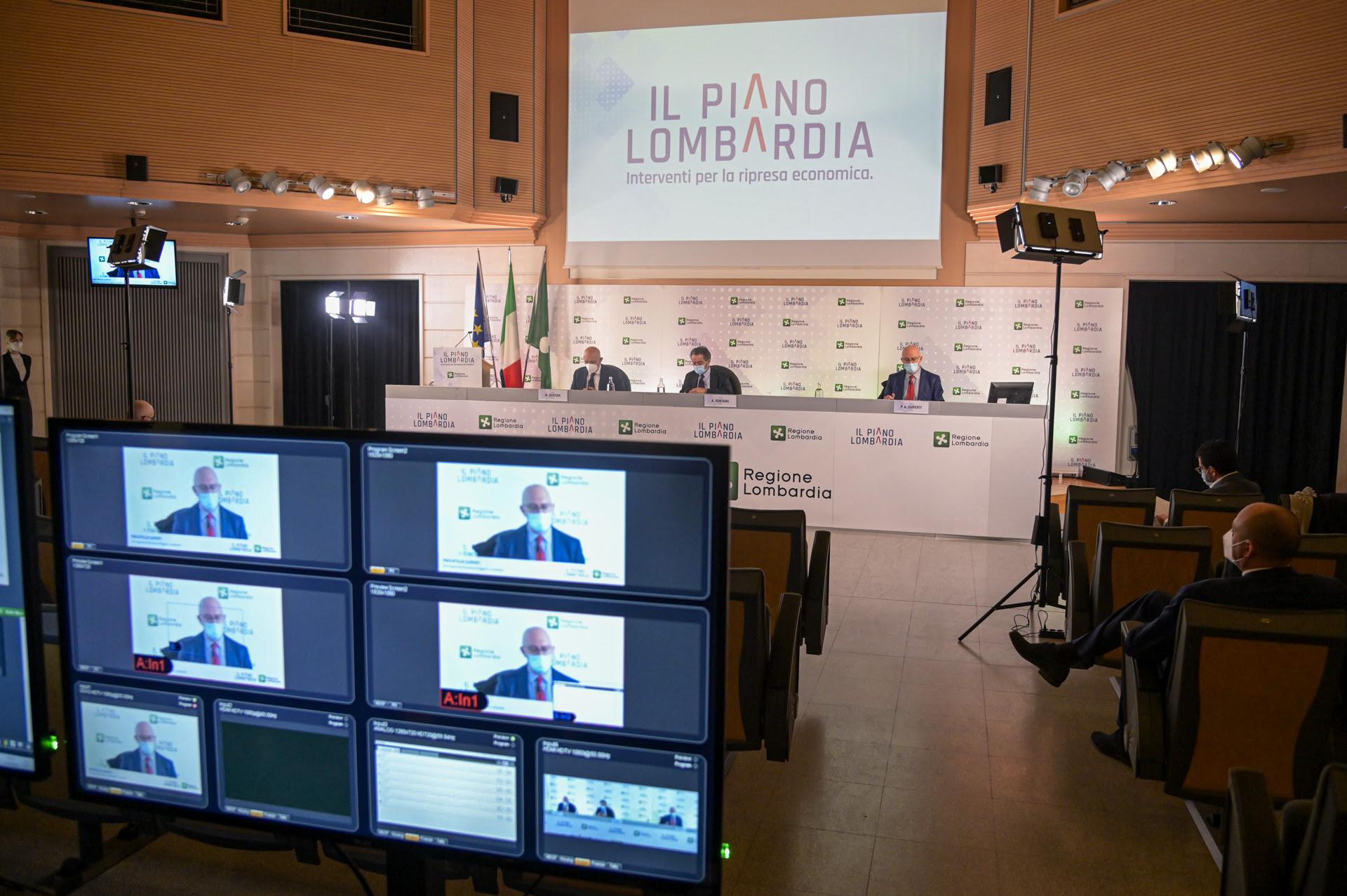 Piano Lombardia Mantova