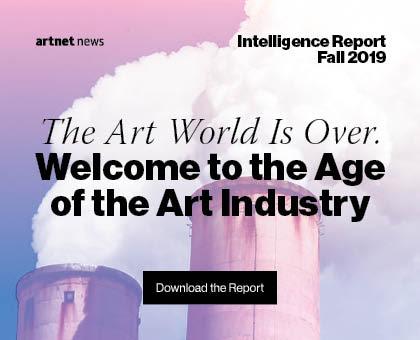 artnet Intelligence Report Fall 2019