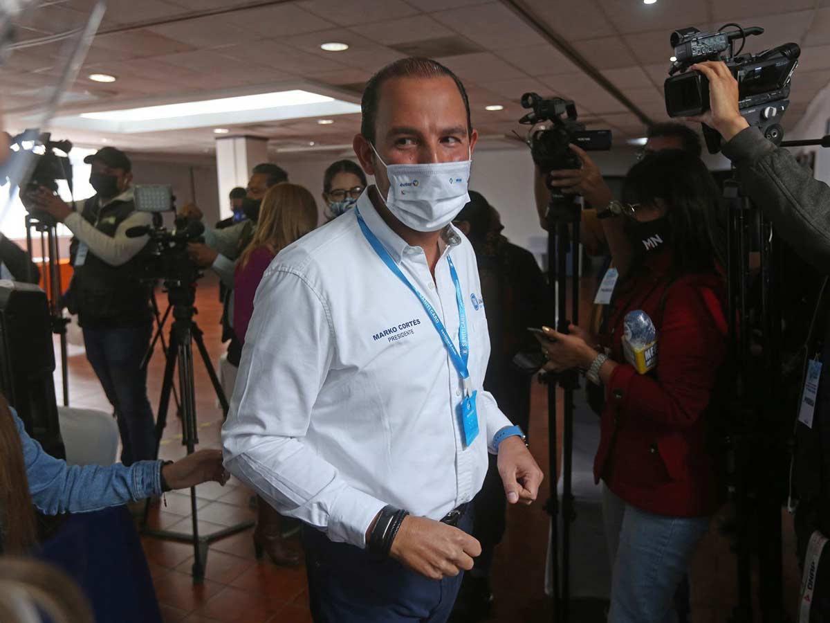 Morena quiere un auditor carnal, afirma Marko Cortés