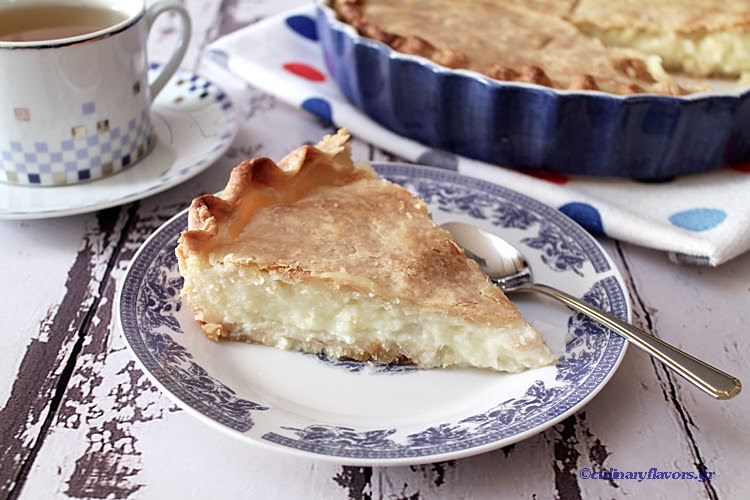 lemon-scented-galaktoboureko-pie