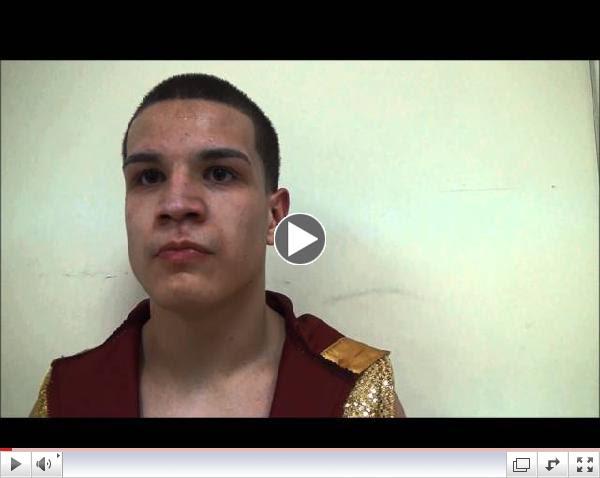 Milton Santiago Jr 031414