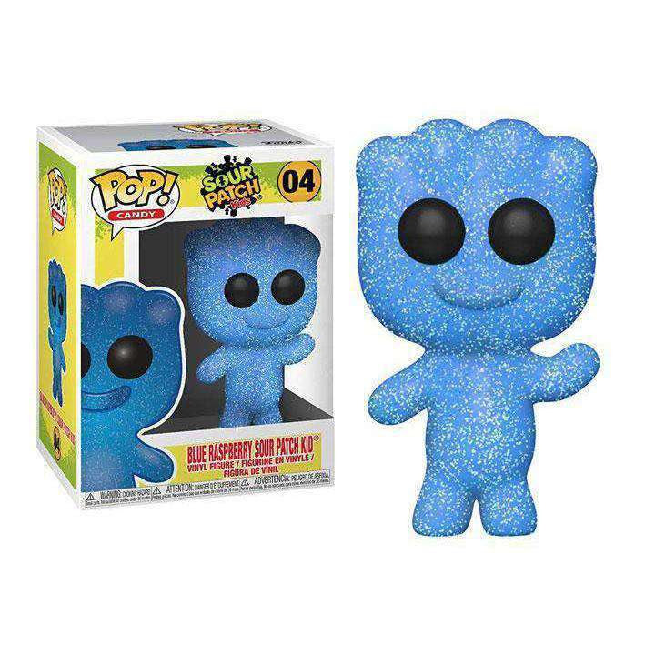 Image of Pop! Candy: Sour Patch Kids Blue Raspberry Sour Patch Kid - FEBRUARY 2019