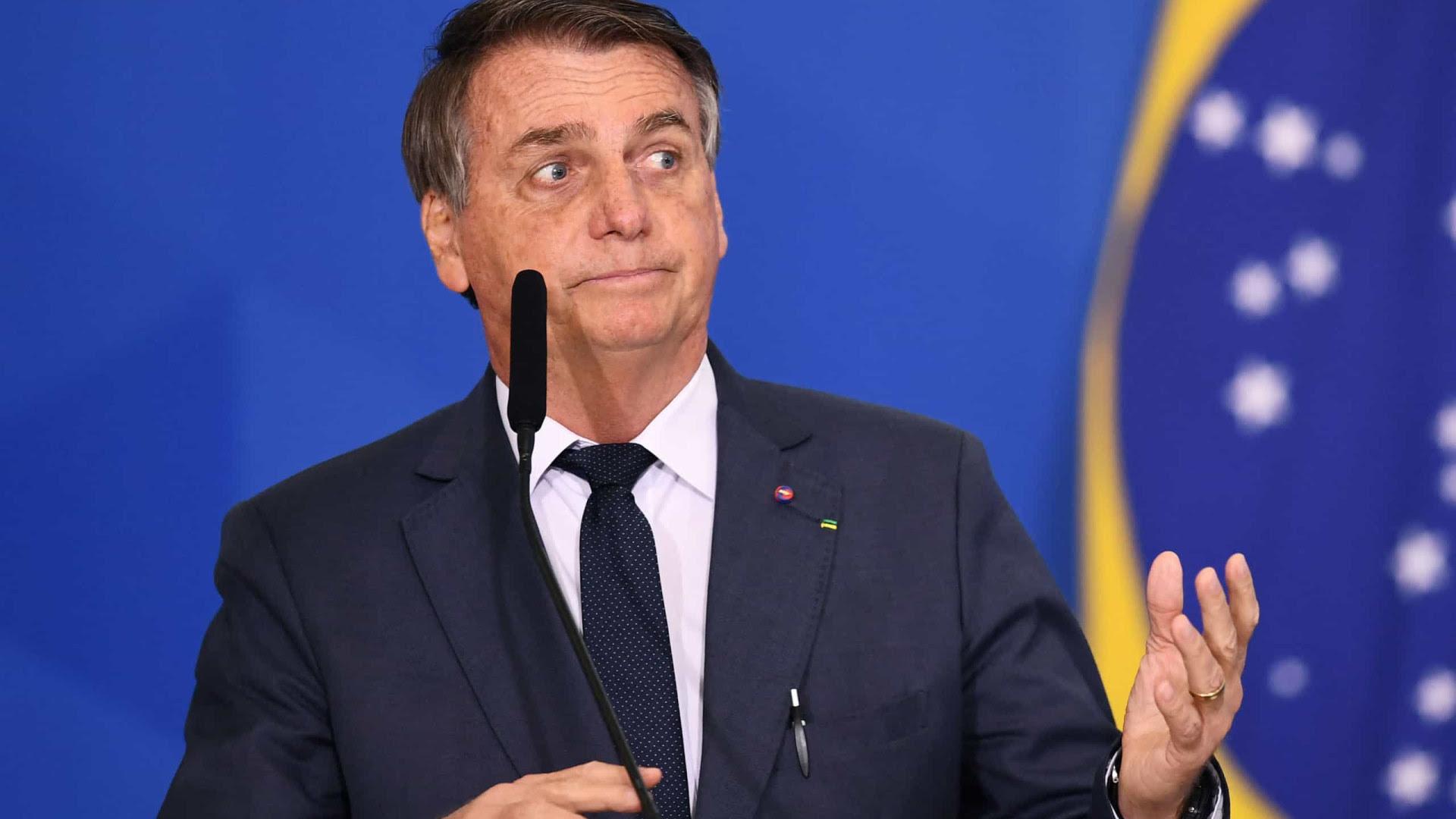 Bolsonaro agora admite que corrupção não acabou no seu governo: 'diminuiu muito'