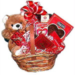 Chocolate Passion Basket