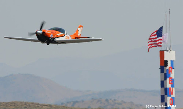 Lancair Reno Update - News - In Flight USA