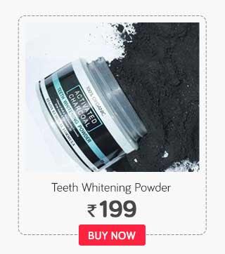 Mothers Man Teeth Whitening Powder 50 gm