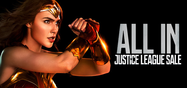 DC All In Justice League digital sale