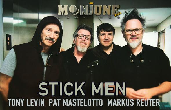 STICK MEN with Leonardo Pavkovic