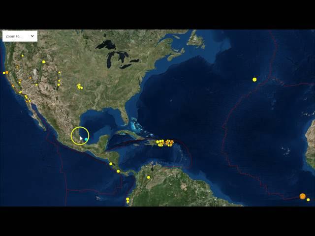 7.1 Earthquake Hits Mid-Atlantic Ridge North of Ascension Islands  Sddefault