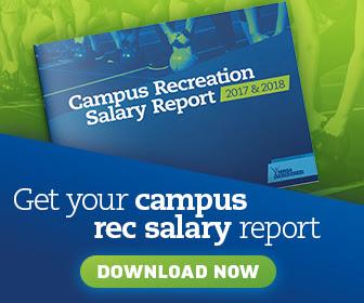 Get your campus rec salary report - Download Now