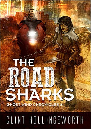 the road sharks cover
