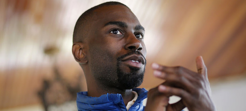 DeRay Mckesson. (photo: Patrick Semansky/AP) Post