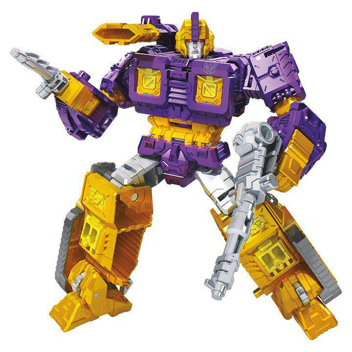 Image of Transformers War for Cybertron: Siege Deluxe Impactor