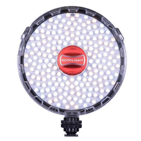 NEO II On-camera LED Lighting Fixture, Light and Flash Modes
