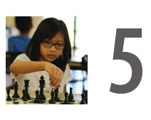 No5-Chess Tournament