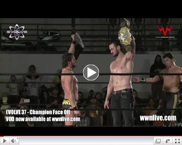 ?Watch A Fight Into The Streets On This EVOLVE 36-37 Recap?