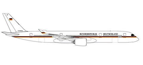 570374   Herpa Wings 1:200 1:200   Airbus A350-900 German Air Force 1003   is due: September 2020