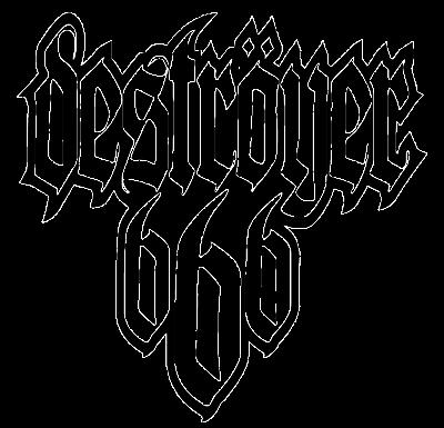 DESTRÖYER 666 logo