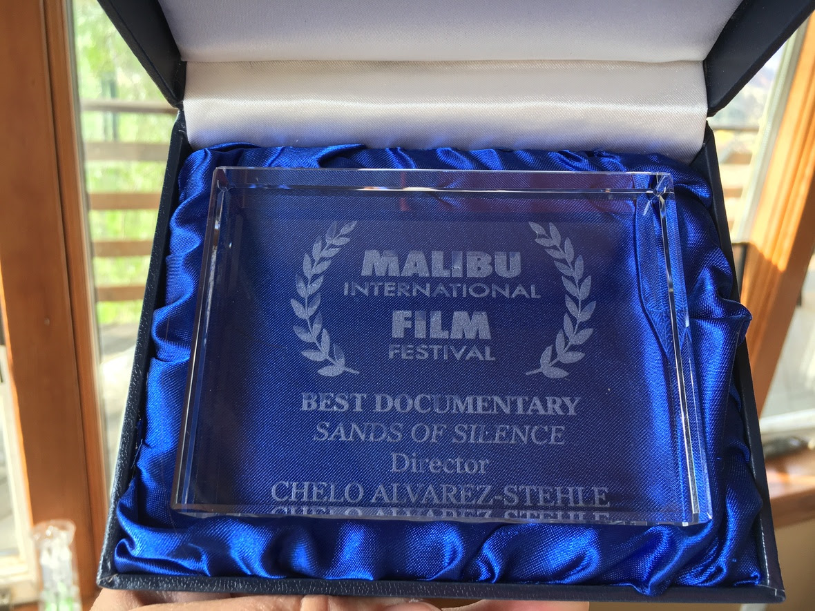 Malibu Int Film Fest Best Documentary Award