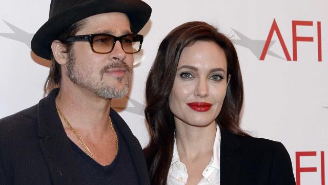 Angelina Jolie mostrará provas de violência doméstica em ação de divórcio