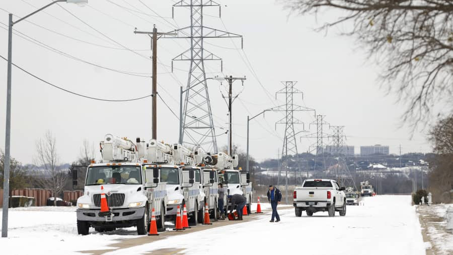 Millions in Texas still don't have power - this is why they are angry