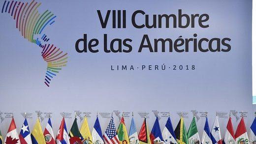 cumbre américas