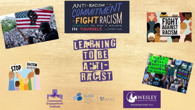 learning to be antiracist wesley