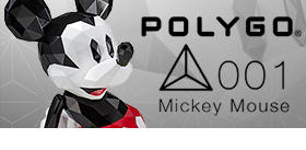POLYGO MICKEY MOUSE