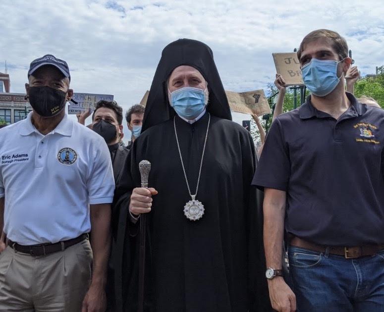 Archbishop-Elpidophoros-Eric-Leroy-Adams-Andrew-Giannaris