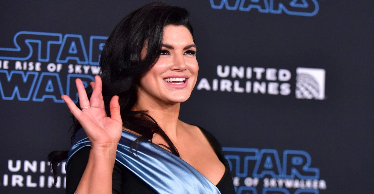 Lucasfilm's Decision to Fire Gina Carano Is Galactic Hypocrisy
